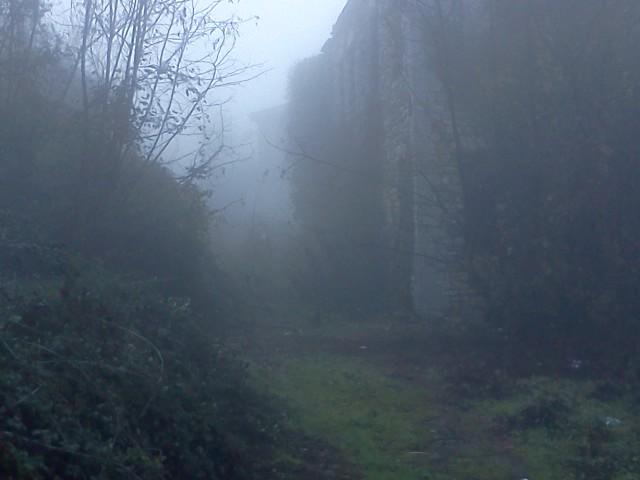 Η ομίχλη στην Κόνιτσα