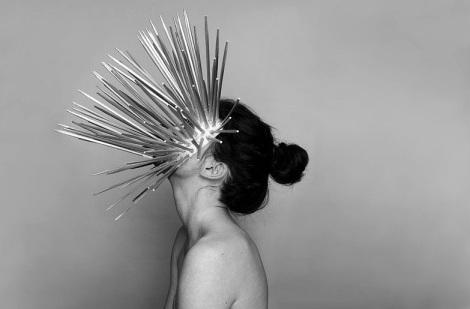 1.-Christine-Meyer-Self-portrait-Studio-5-BA-Fine-Art